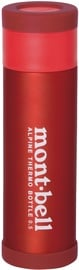 Montbell Thermo Bottle Alpine 0.5l Red