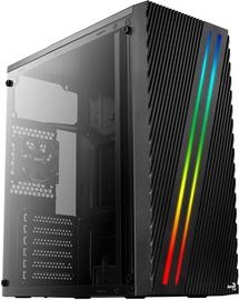 Aerocool Streak RGB ATX Mid-Tower Black