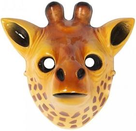 Маска Giraffe, коричневый/желтый, 220 мм