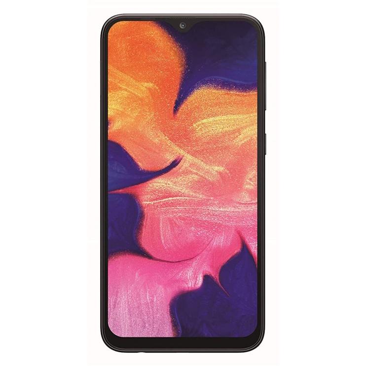 Mobilais telefons Samsung Galaxy A10 Melns