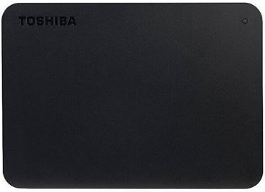 Cietais disks Toshiba HDTB420EK3ABH, HDD, 2 TB, melna