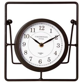 Настольные кварцевые часы, 21,5x17 см