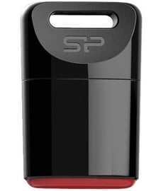 Silicon Power 8GB Touch T06 USB 2.0 Black
