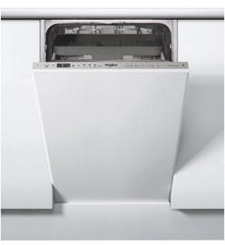 Bстраеваемая посудомоечная машина Whirlpool WSIO3T223PCEX