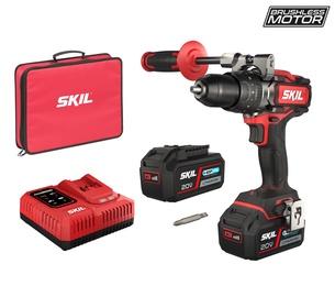Skil CD1E3071EA Cordless Drill 18V 2x5Ah