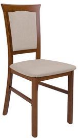 Ēdamistabas krēsls Black Red White Kent small 2 Brown/Beige