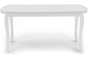 Pusdienu galds Halmar Arnold White, 1500x800x750 mm