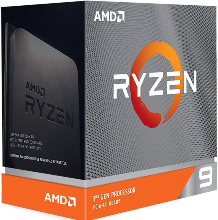 Процессор AMD Ryzen 9 3900XT 3.8GHz 64MB AM4 100-100000279WOF (поврежденная упаковка)