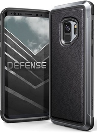 X-Doria Defense Lux Back Case For Samsung Galaxy S9 Black