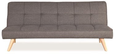 Диван-кровать Signal Meble Zina Gray, 175 x 83 x 77 см