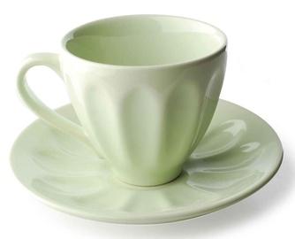 Mondex Green Badem Set Of Cups 160ml