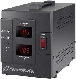 Стабилизатор напряжения (Surge Protector) PowerWalker AVR 3000 SIV FR