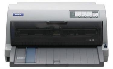 Adatu printeris Epson LQ-690, 480 x 370 x 210 mm
