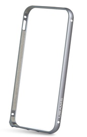 Usams Super Thin Arco Aluminium Bumper For Apple iPhone 6 Plus/6S Plus Grey