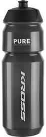 Kross Pure 750ml Water Bottle Black