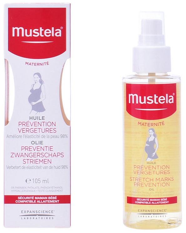 Масло для тела Mustela Maternity Stretch Marks Prevention Oil, 105 мл