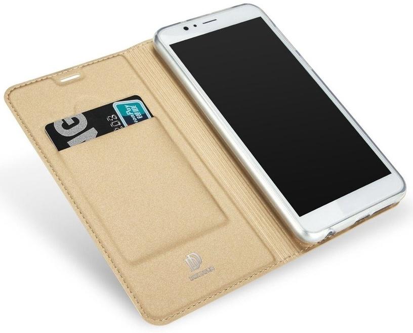 Dux Ducis Premium Magnet Case For Apple iPhone 7 Gold