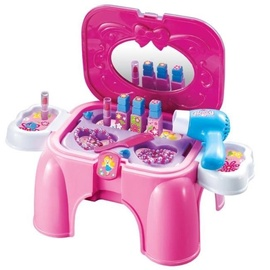 Plastica Girls Beauty Play Set Chair Pink 91609