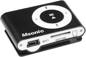 Mūzikas atskaņotājs Vakoss Msonic MM3610K Black, - GB