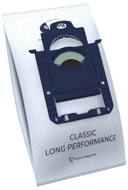 Putekļsūcēja maisi Electrolux S-Bag Classic E201SM, 12 gab.