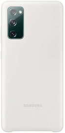 Samsung Silicone Back Case For Samsung Galaxy S20 FE White
