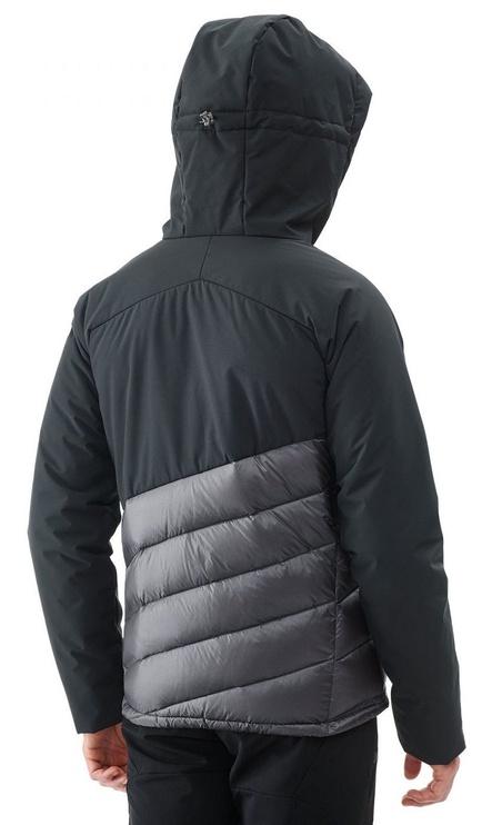 Millet Elevation Dual Down JKT Black Grey L
