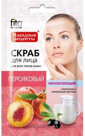 Sejas skrubis Fito Kosmetik Peach, 15 ml