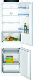 Встраиваемый холодильник Bosch KIV86VSE0, морозильник снизу