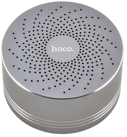 Bezvadu skaļrunis Hoco Premium BS5 Swirl Silver, 3 W