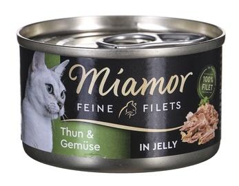 Влажный корм для кошек Miamor Feine Filets, 0.1 кг