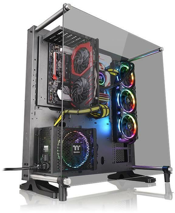 Thermaltake Core P5 TG Ti ATX Mid-Tower