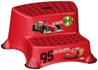 Keeeper Baby Double Step Stool Disney Cars