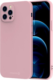 Swissten Soft Joy Silicone Case Apple iPhone 11 Pink