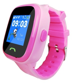 Viedais pulkstenis Sponge Sponge See 2, rozā