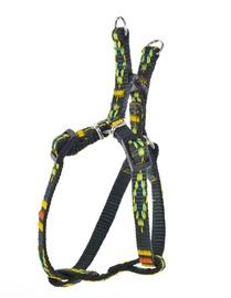 Bikšturis Chaba Harness For Dog 1-40cm Green