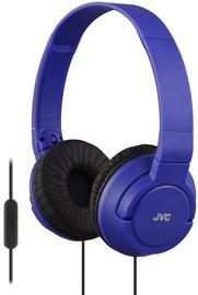 Austiņas JVC HA-SR185 Blue