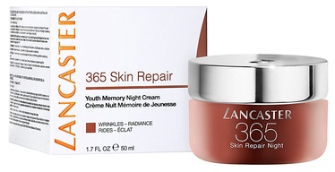 Sejas krēms Lancaster 365 Skin Repair Youth Memory Night Cream, 50 ml