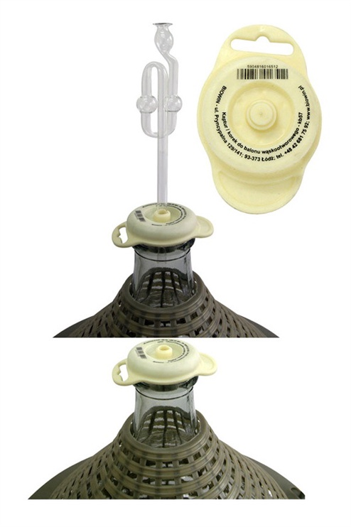 Пробка для бутылок Biowin KB57, 57 мм
