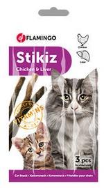 Kārumi kaķiem Karlie Flamingo Chicken And Liver Cat, 0.015 kg
