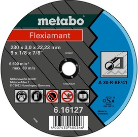 Metabo Flexiamant 150x3x22.23mm Steel TF 41
