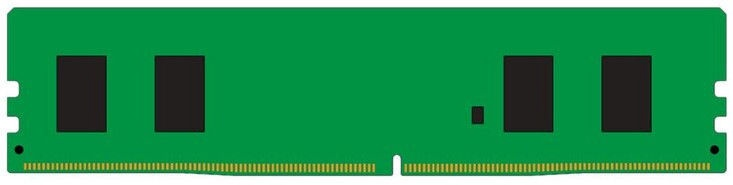Kingston ValueRAM 4GB 3200MHz CL22 DDR4 KVR32N22S6/4