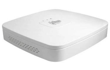 Tīkla videoreģistrators Dahua NVR4104-4KS2/L, balta