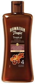Hawaiian Tropic Tropical Tanning Oil SPF4 200ml