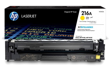 HP 216A LaserJet Toner Cartridge Yellow