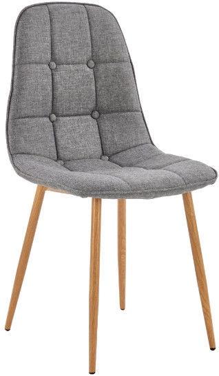 Ēdamistabas krēsls Halmar K316 Gray