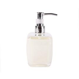Дозатор для жидкого мыла Domoletti AC0004D AC0004D-LD, песочный, 0.18 л