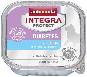 Влажный корм для кошек (консервы) Animonda Integra Protect Diabetes Salmon 100g