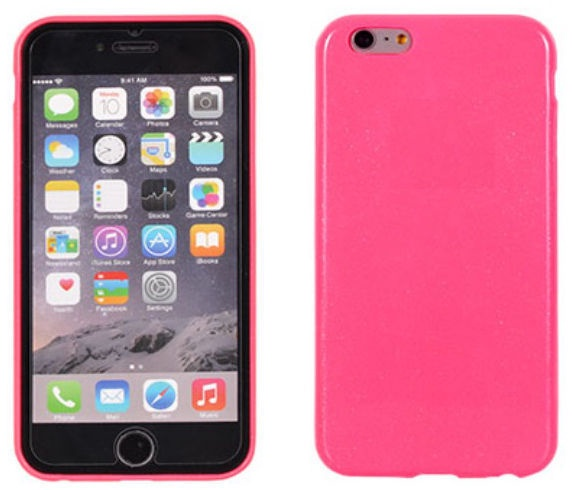 Telone Candy Ultra Slim Back Case For Huawei Ascend Y635 Pink