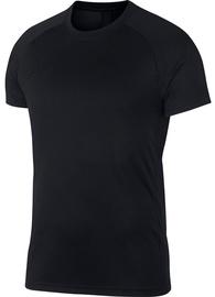 Nike Men's T-shirt Academy SS Top AJ9996 011 Black M