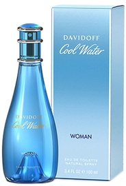 Davidoff Cool Water Woman 100ml EDT